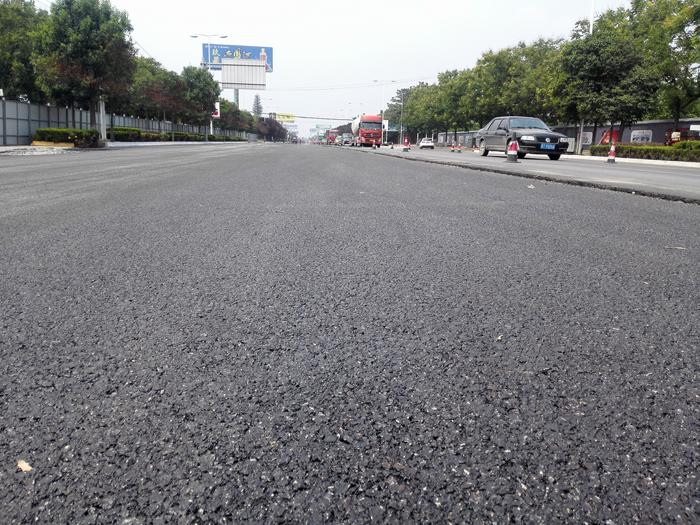 市政道路维修改造工程