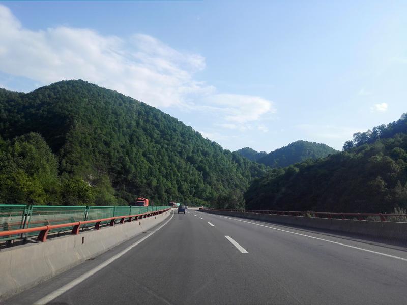 高速公路高模量铺装工程