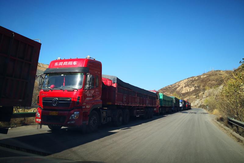 矿区重载交通沥青路面工程